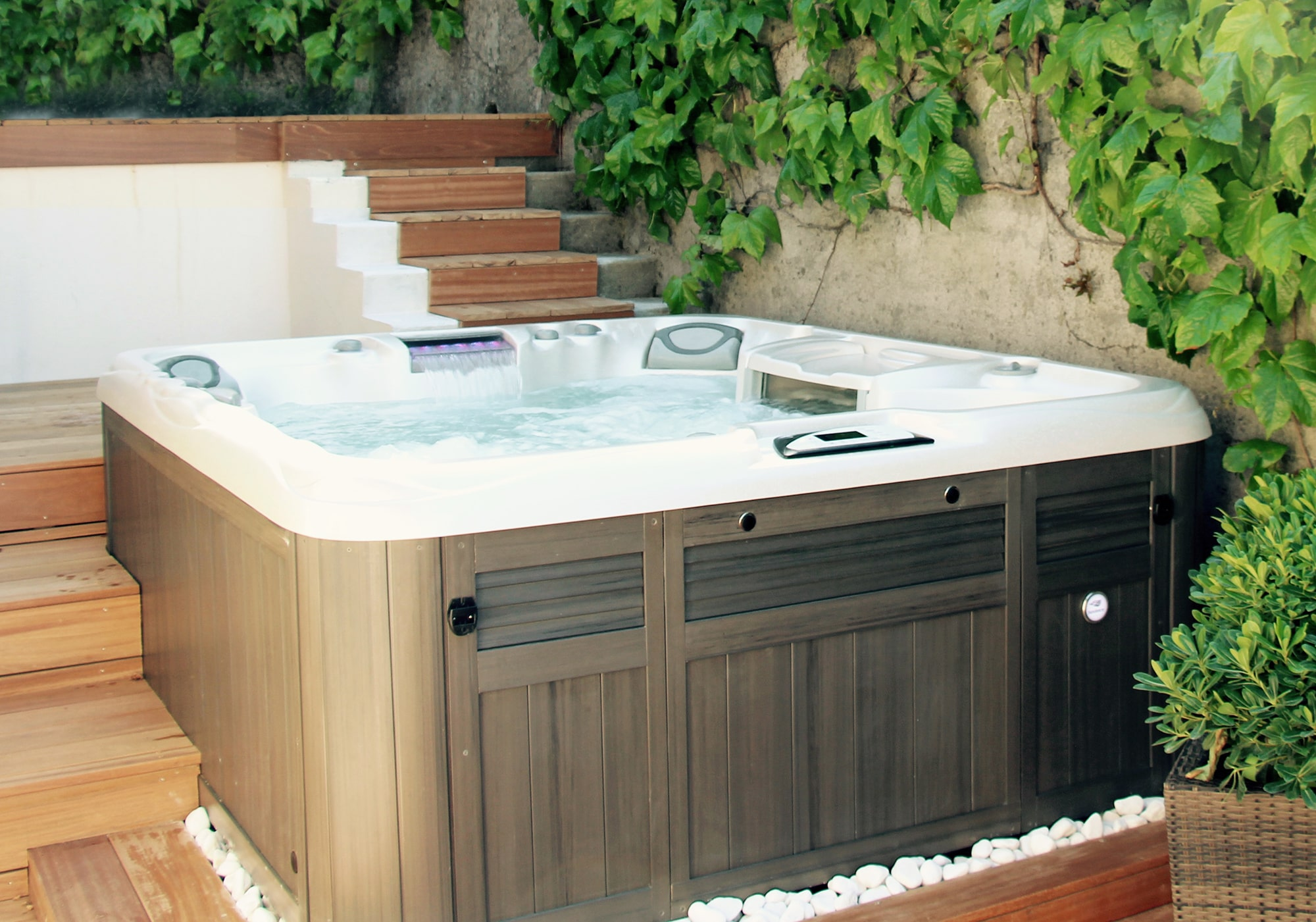 Sundance Spa hot tub Installation