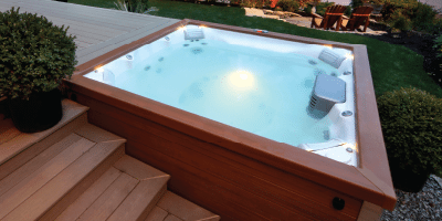 J-LX Jacuzzi Hot Tub Design in Hurricane, Utah