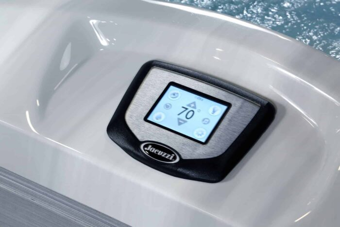 j 400 hot tub control panel touchpad - Red Rock Spas