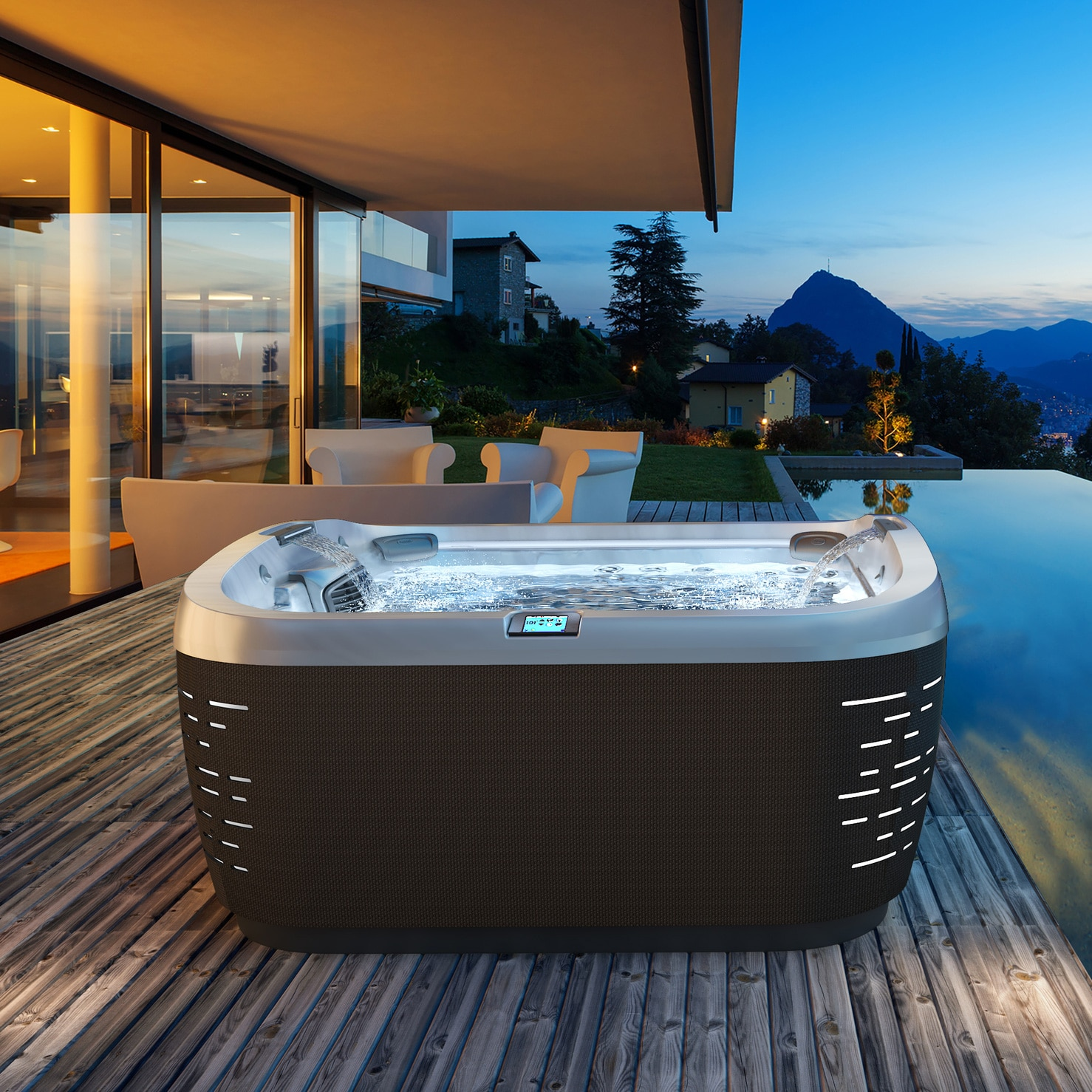 J-585 hot tub